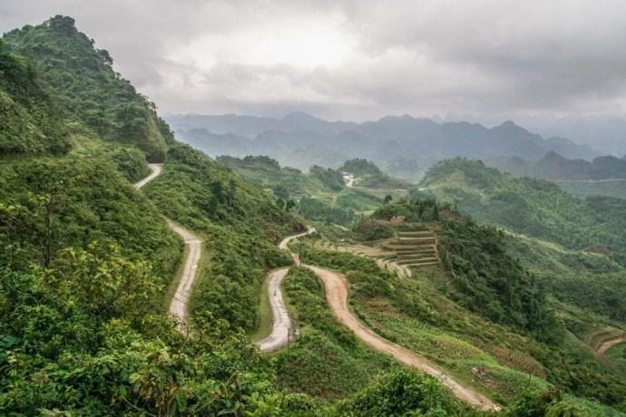 roadtrip moto nord vietnam