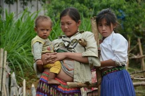 minorités ethniques nord Vietnam - Bac Ha - Vinh Quang