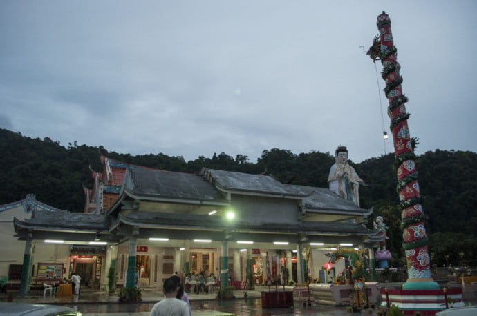 temple chinois Thung Song