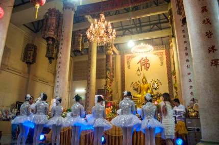 ceremonie temple chinois Thung Song