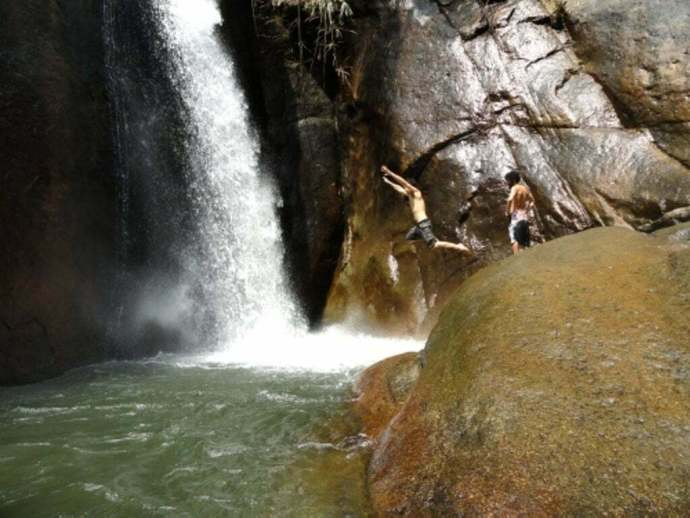 Klong chang waterfall - Thung Song