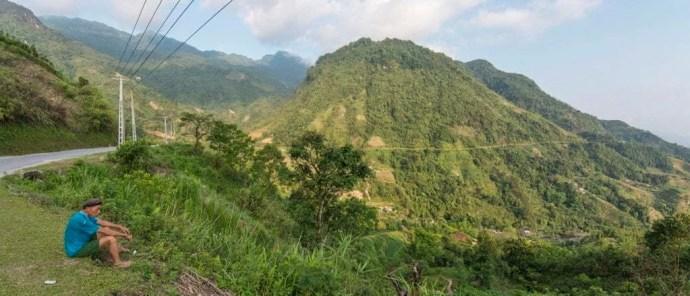 montagnes nord Vietnam - Vinh Quang - Ha Giang