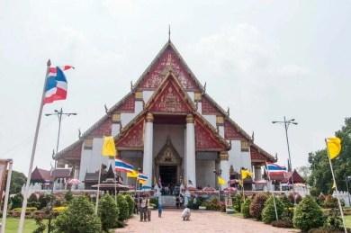 Viharn Phra Mongkhol Bophit - Ayutthaya