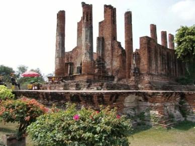 Wat Thammikkarat - Ayutthaya