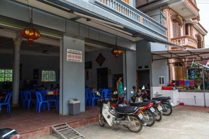 restaurant entre Bac Son-Thai Nguyen
