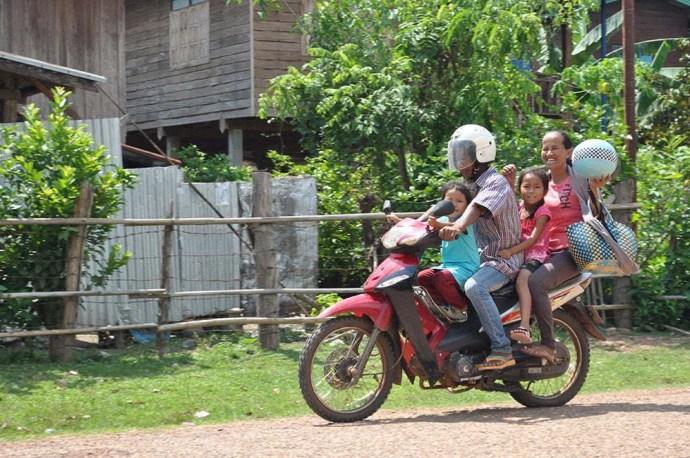 moto en asie