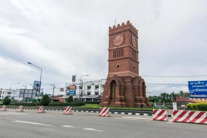 Si vous voyez ceci, félicitations, vous êtes arrivés à Kamphaeng Phet !