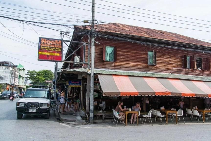 Lopburi - ville singes - Thailande