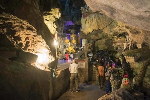grotte Chiang Dao - Thailande