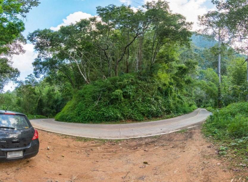montagne Chiang Dao - Thailande