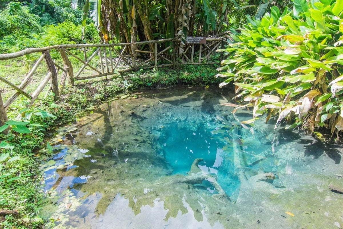 Bua Thong Waterfall - Chet Si - Chiang Mai 5
