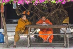temple luang prabang - laos
