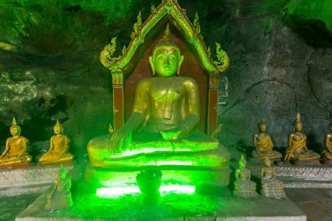khao luang cave grotte phetchaburi