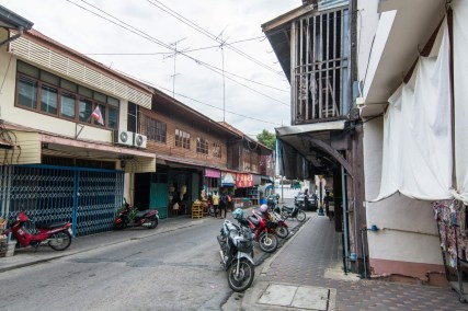 rue phetchaburi thailande