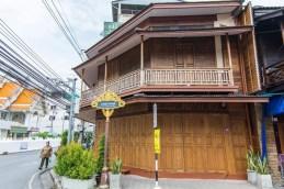 vieille maison phetchaburi thailande