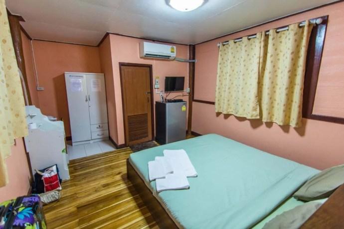 chambre bungalow 1 samnaree garden house den chai phrae