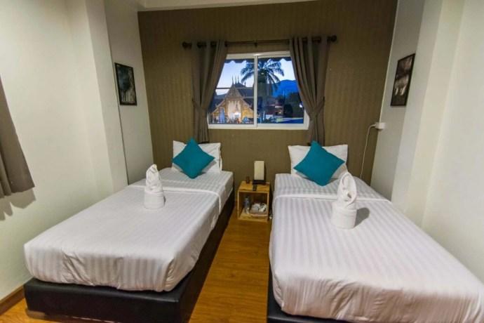 chambre napbox hostel chiang mai