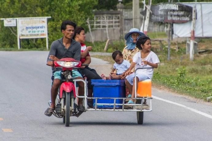 khao daeng sam roi yot - thailande