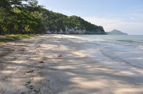plage laem sala - sam roi yot - thailande