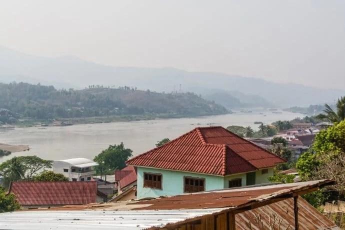 vue mekong huay xai
