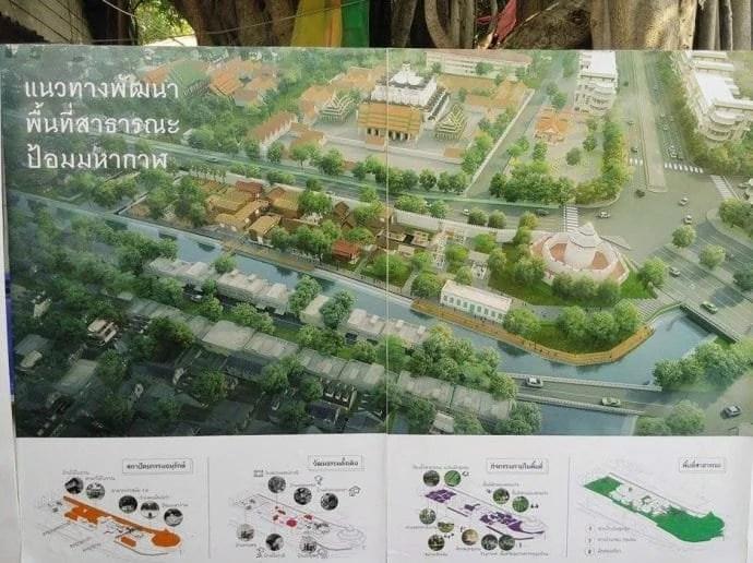 projet amenagement parc pom mahakan