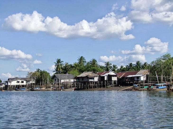 village ko klang riviere krabi town