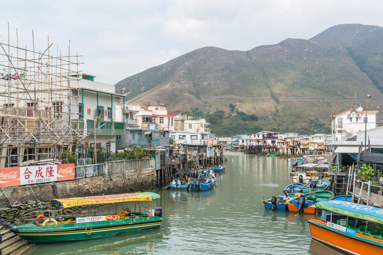 village de tai o - hong kong