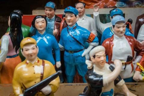 figurines hong kong
