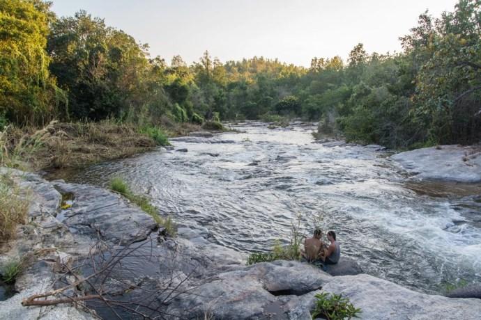 klang river doi inthanon - chiang mai