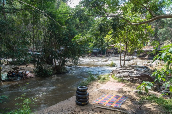 relax mae klang waterfall doi inthanon - chiang mai