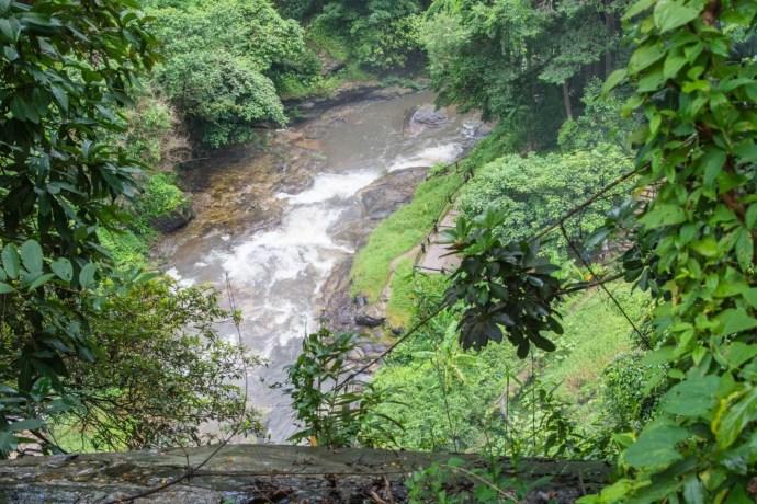 haut wachirathan waterfall doi inthanon - chiang mai