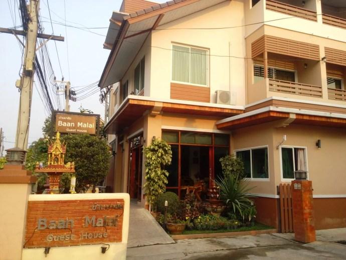 baan malai guesthouse chiang rai