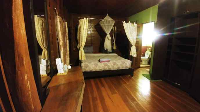 chambre bungalow mae win guest house and resort