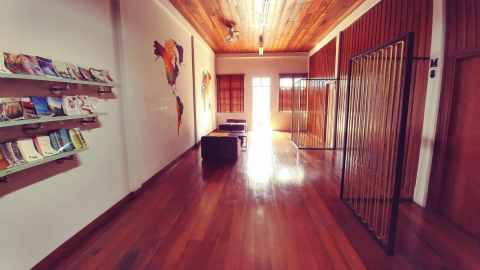 couloir mitree house trang