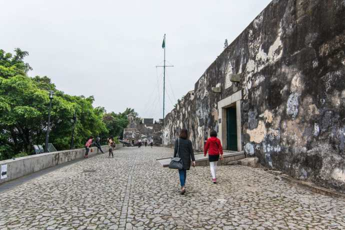 fort monte - macao