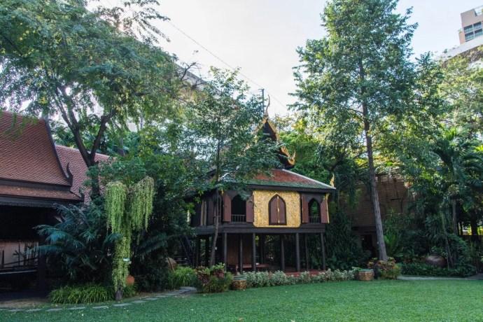 pavilion laque doree suan pakkad palace