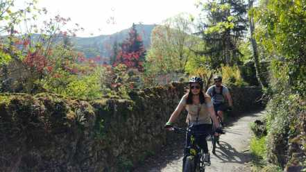 descente velo blogtrip millau