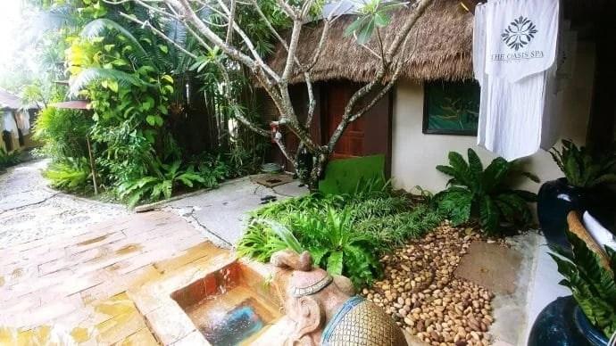 au oasis spa laguna phuket