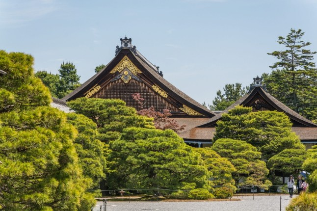 palais imperial kyoto