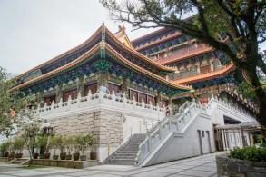 po lin monestary - lantau island hong kong