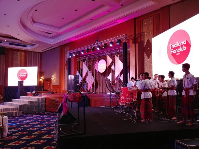 soiree thailand fan club juin 2017 bangkok