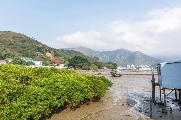 village tai o - lantau island hong kong