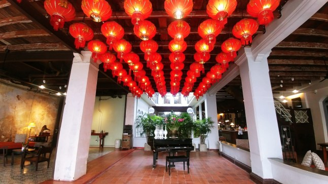 hall the memory at on on hotel - phuket town