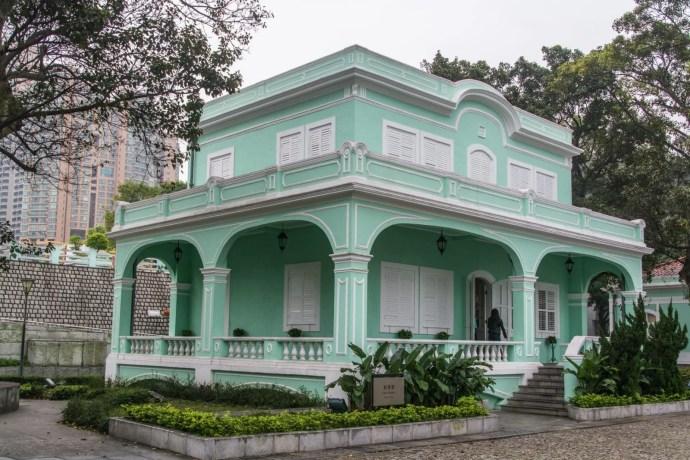 maison verte taipa houses museum - macao