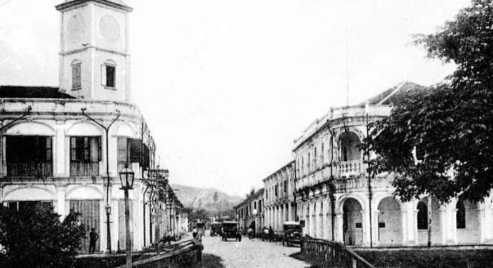 old police station phuket 1908