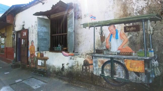 street art phangnga road phuket town