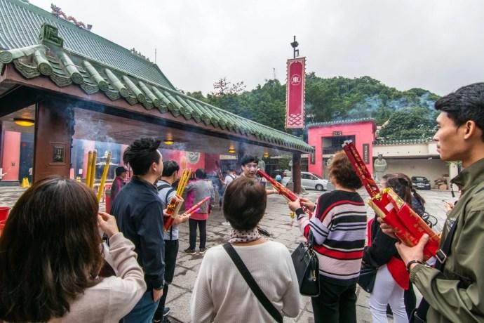 temple che kung - hong kong