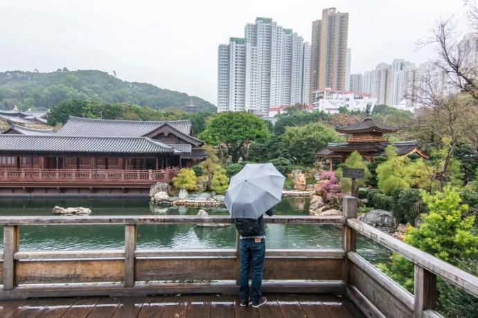 terrasse jardins nan lian - hong kong