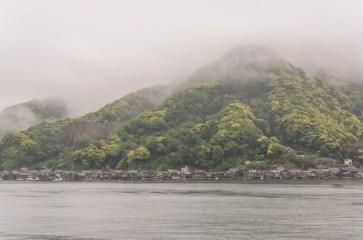 alignement funaya village ine - japon