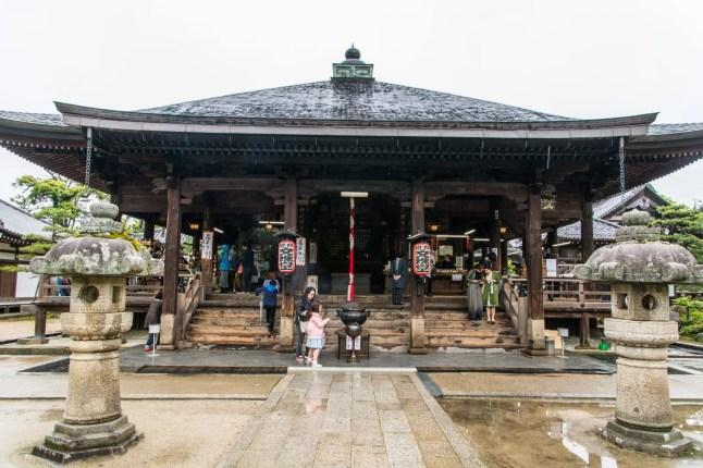 temple chionji amanohashidate - japon